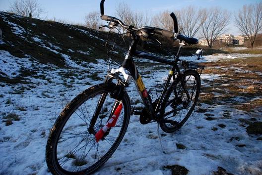 Ordinanze neve: bici escluse da una circolare ministeriale