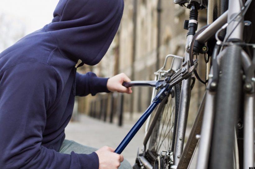 Mai subito furti .. io la bici non la mollo mai!