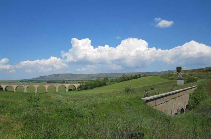 Pronti i primi 10 Km di ciclovia dell'acquedotto in Valle d'Itria