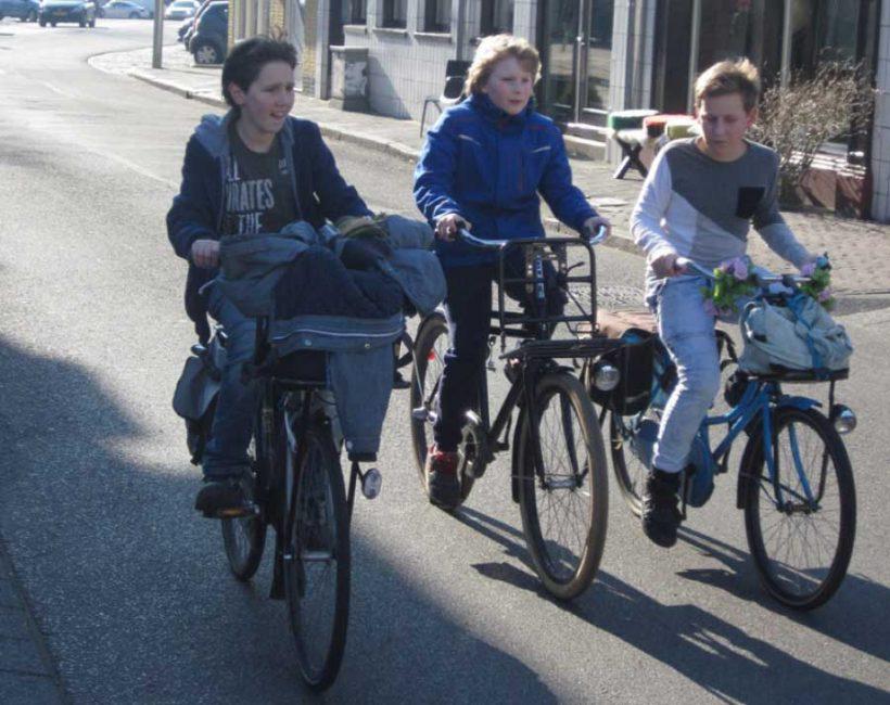 Groningen: capitale della mobilità sostenibile