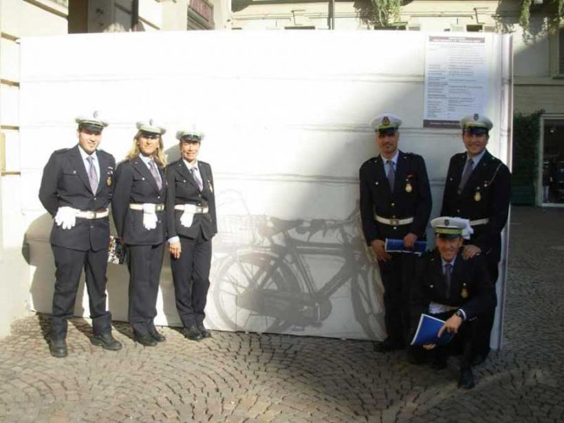 Lotta ai furti di bici a Torino: i numeri di un'esperienza