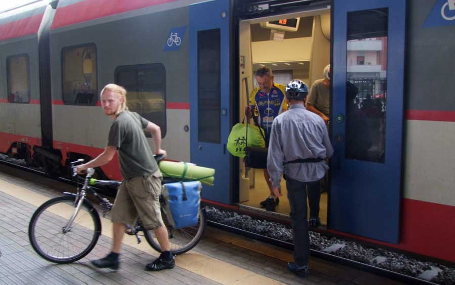 "Fiera e bici in treno gratis: Puglia ""bike friendly"" al BIP Expo 2015"