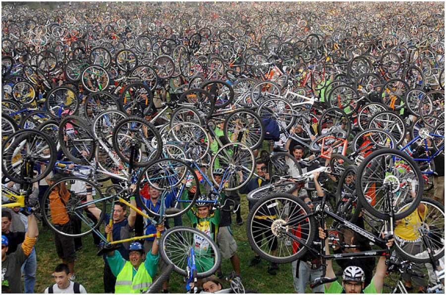 1316 grazie per la mobilità ciclistica