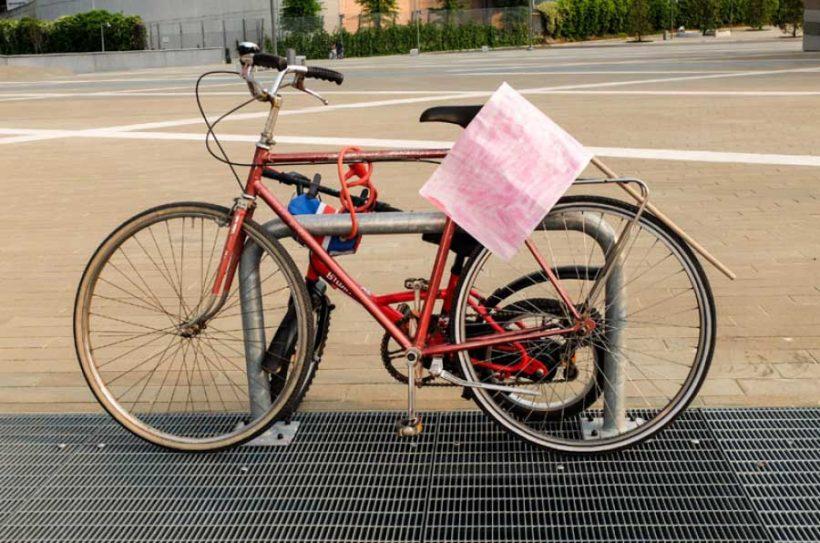 Le bici videosorvegliate