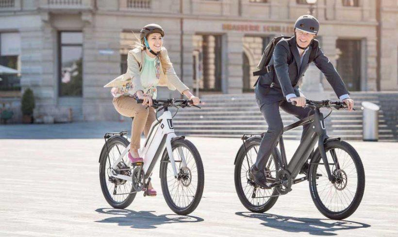 Raddoppiare l'uso della bici diventa obiettivo dell'Unione