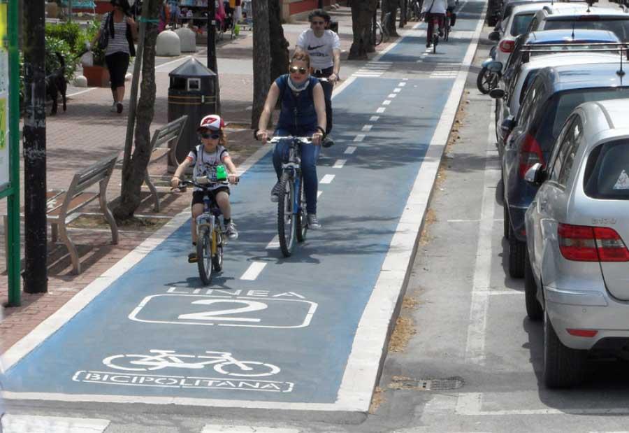 Politiche per la mobilità ciclistica? Le vogliono il 76,7% degli italiani