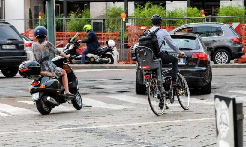 La bici va dappertutto! La Conferenza dei Presidenti a Genova