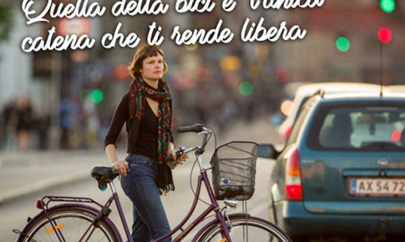 Festa della donna: Fiab dalla parte di quelle che non possono pedalare