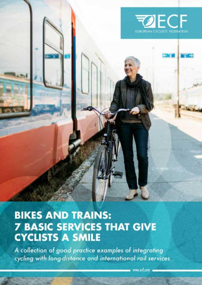Quando chi vuole viaggiare in treno con una bici .. è un cliente felice?