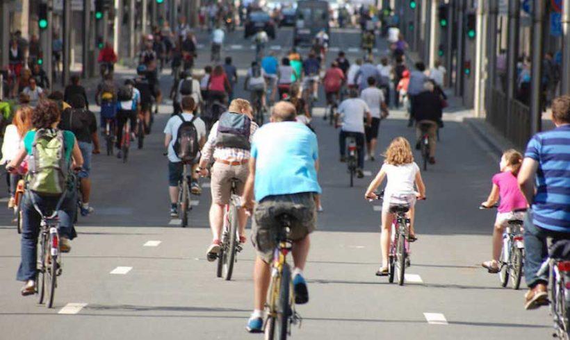 Concorso fotografico Città in Bici