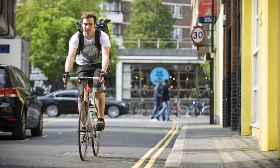 Vai al lavoro in bici? Non sempre sei protetto dall'INAIL