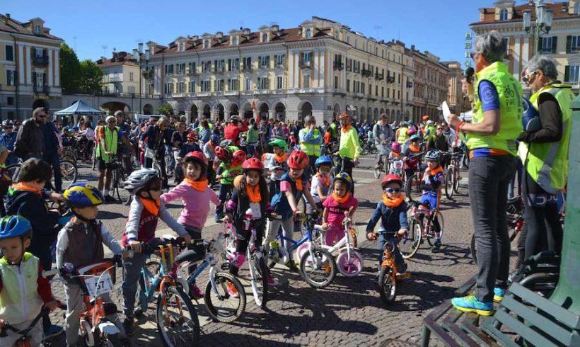 11 maggio: Giornata nazionale della bicicletta e Bimbimbici