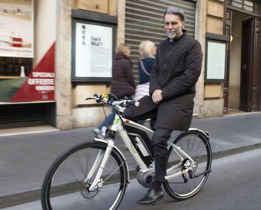 Fiab scrive al Ministro Graziano Delrio