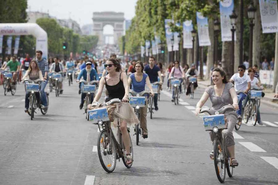 Parigi, mon … Vélo