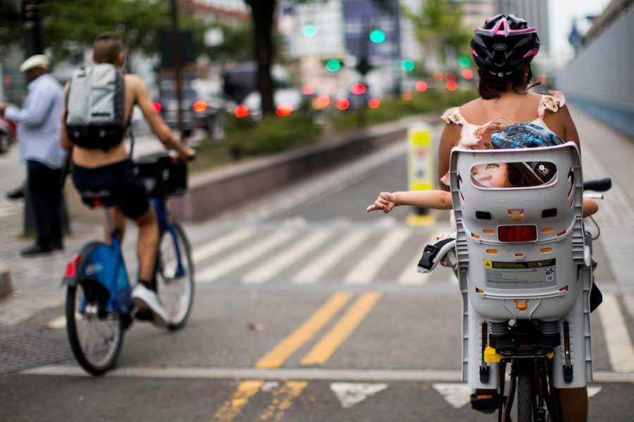 Indagine nazionale in bici al lavoro: come e perché