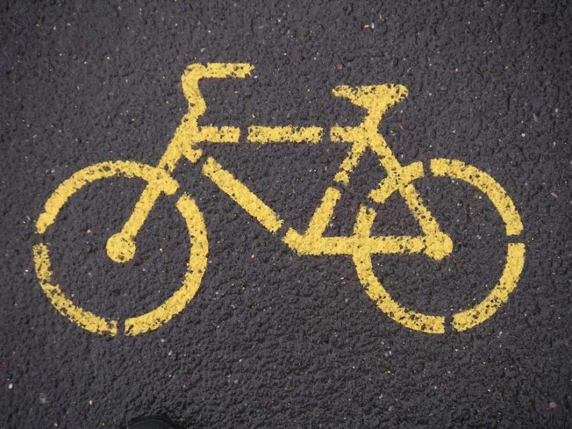 La visibilità in bicicletta