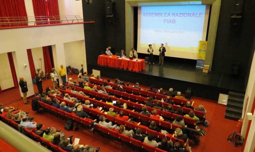 Giulietta Pagliaccio rieletta presidente FIAB