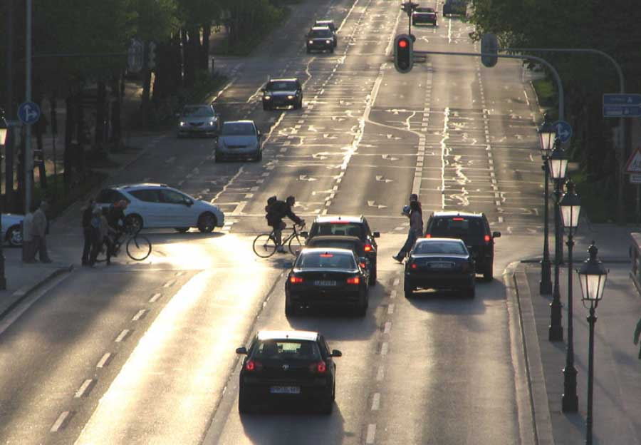 Sicurezza stradale, serve una svolta. FIAB sul rapporto Aci-Istat.