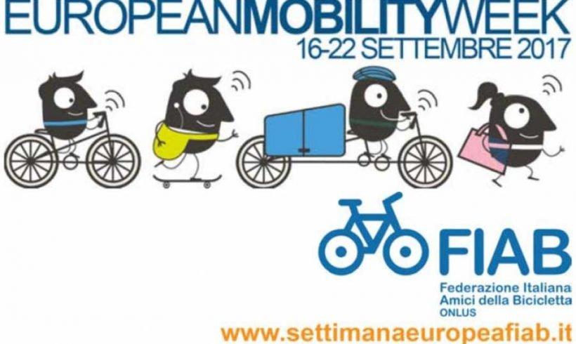 Con FIAB dal 16 al 22 settembre torna la Settimana Europea della Mobilità… in bicicletta!
