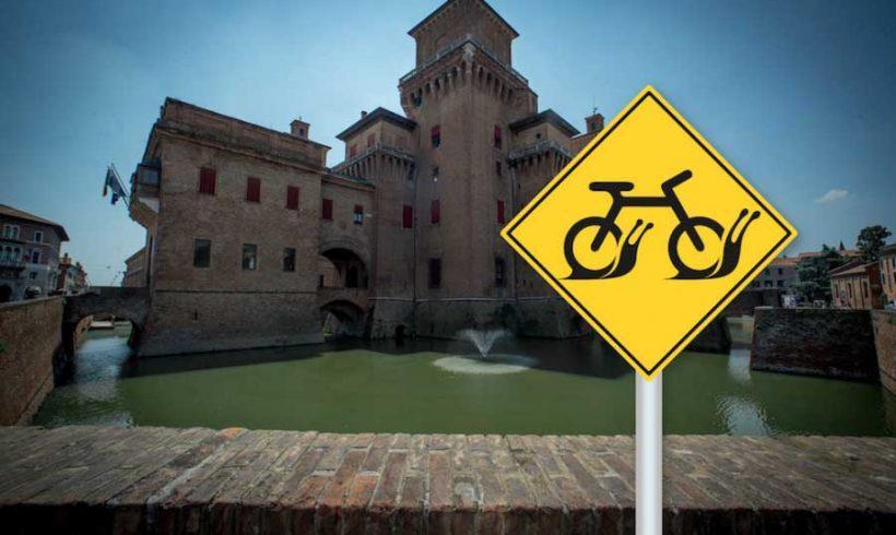 Il Festival del Ciclista Lento: a Ferrara l'appuntamento questo week end