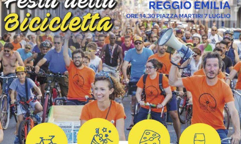 Festa della bicicletta per festeggiare la legge quadro!
