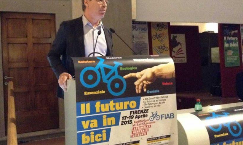 Politiche: a rischio la presenza di Gandolfi nelle liste Pd. Fiab scrive a Renzi