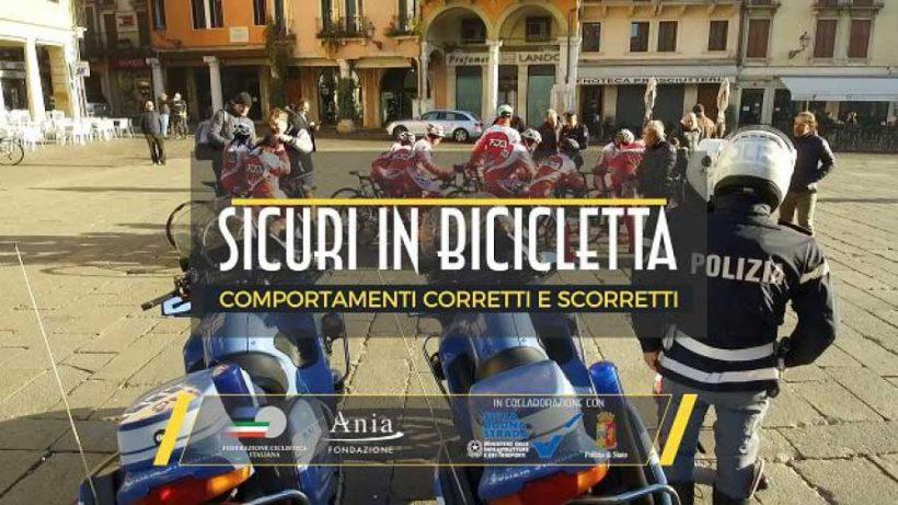 """Alcune considerazioni sulla campagna Fci-Ania """"Sicuri in bicicletta"""""""