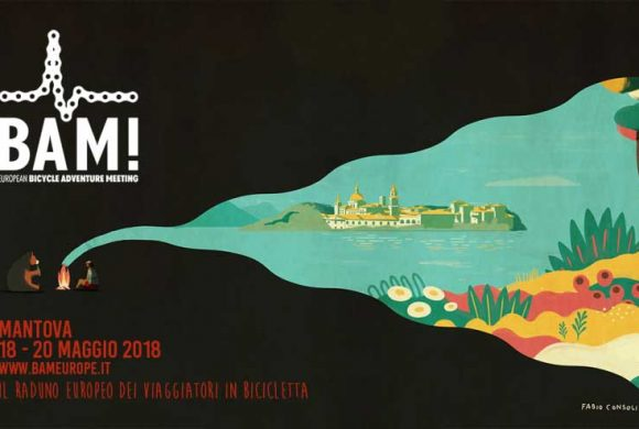 BAM! european Bicycle Adventure Meeting: a Mantova dal 18 al 20 maggio