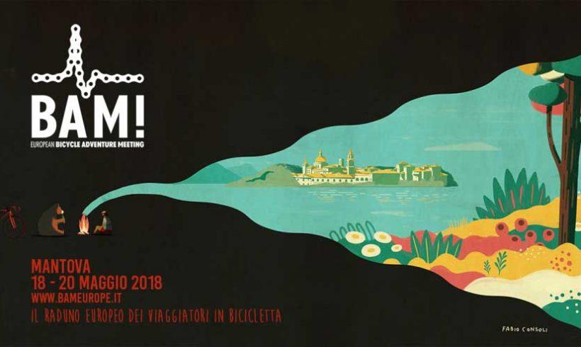 BAM! european Bicycle Adventure Meeting: a Mantova dal 18 al 20 maggio