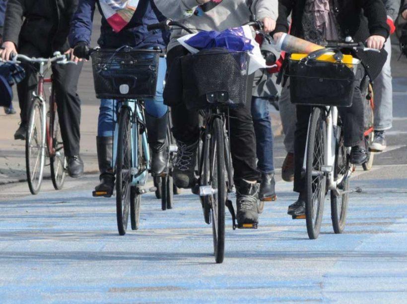 Obiettivo quota 25% per i ciclisti in città. ECF scrive alla Commissione Europea