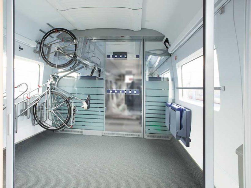 Intermodalità: in Germania 8 posti bici sui treni ad alta velocità