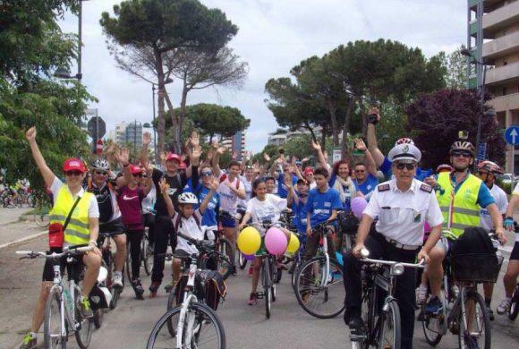 Biciclettata adriatica: sabato 2 giugno Fiab vi invita alla festa della Ciclovia