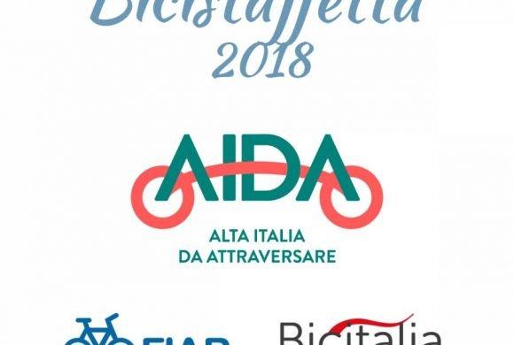 Bicistaffetta 2018: ancora aperte le iscrizioni per pedalare lungo l'Aida