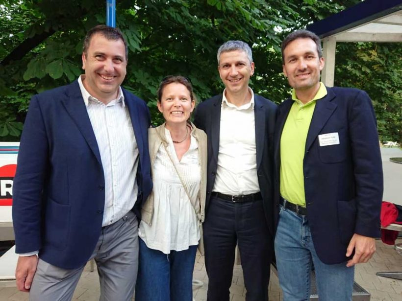 Successo Fiab: Il consigliere Alessandro Tursi eletto vicepresidente dell'European Cyclists' Federation
