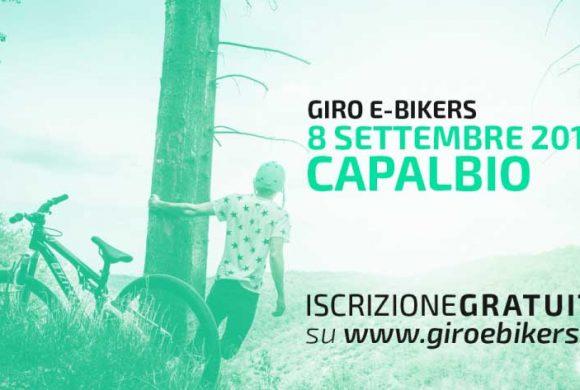 Giro e-bikers: a Capalbio la prima tappa della manifestazione green