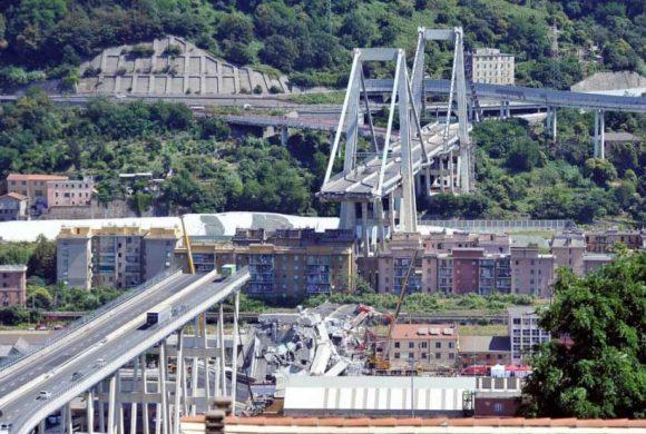 Ponte Morandi: il cordoglio di Fiab