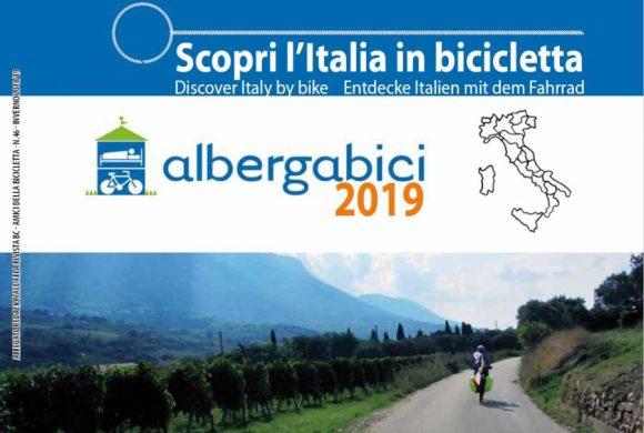 Cicloturismo: il Catalogo Albergabici 2019 è pronto per le vostre vacanze in sella