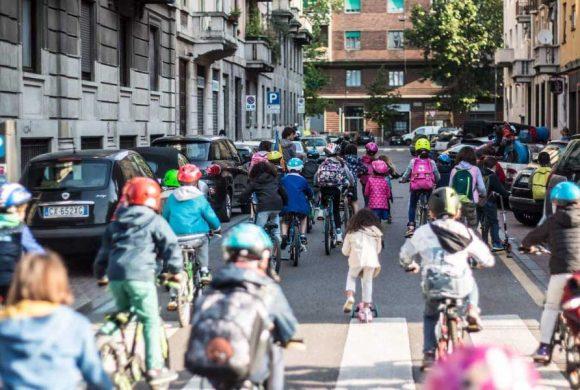 Mobility Manager scolastico, in arrivo il sito per monitorare e incentivare il bike to school