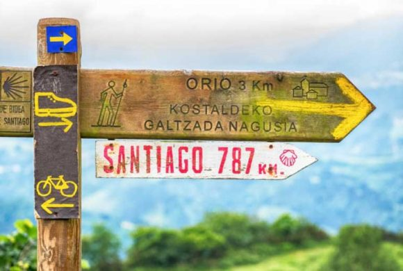 """Cammino di Santiago in bici. """"Perché ci vanno tutti? Qui politica e imprenditori hanno investito"""""""
