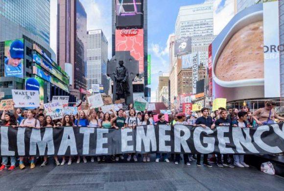 """""""Emergenza climatica"""" è la parola dell'anno"""