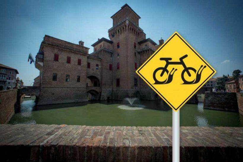 Festival del Ciclista Lento: a Ferrara dal 25 al 27 ottobre