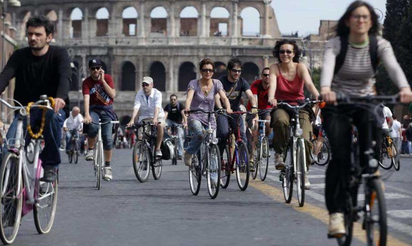 Quanto è cresciuta la Settimana Europea della Mobilità: centinaia di eventi in 175 città