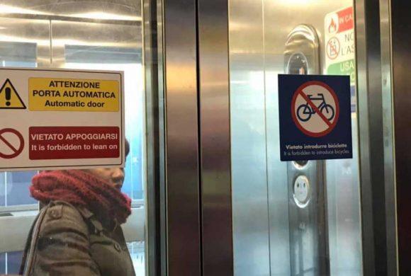 Via il divieto bici negli ascensori. La vittoria FIAB nelle stazioni è dedicata al cicloturismo