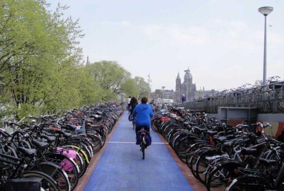 I dati (vecchi) sul numero di ciclisti morti in Olanda. Ecco perché la bici sarà sempre più sicura dell'auto