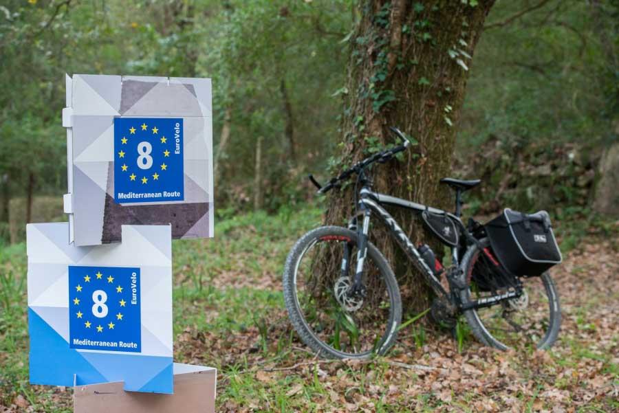 Progetto Europeo EuroVelo 8, la Pista Ciclabile del Mediterraneo