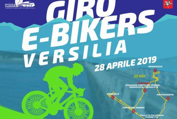 Giro e-bikers in Toscana: al via la seconda edizione il 28 aprile