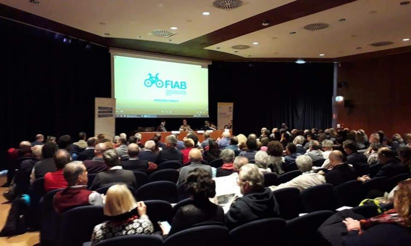 Assemblea generale FIAB 2018 a Pesaro 20 – 22 aprile