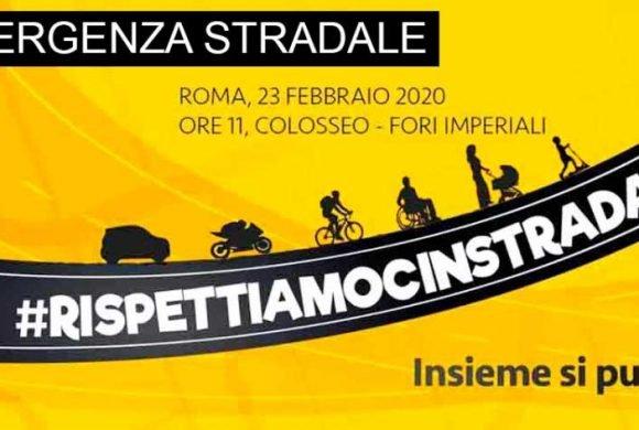 Non è solo questione di rispetto: a Roma chiederemo #BASTAMORTINSTRADA
