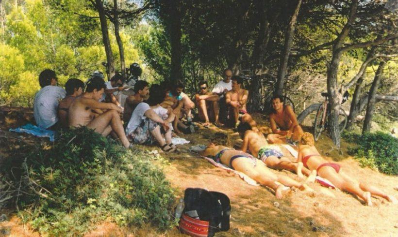 Nel 1992 ad Agropoli un'assemblea Fiab proprio straordinaria