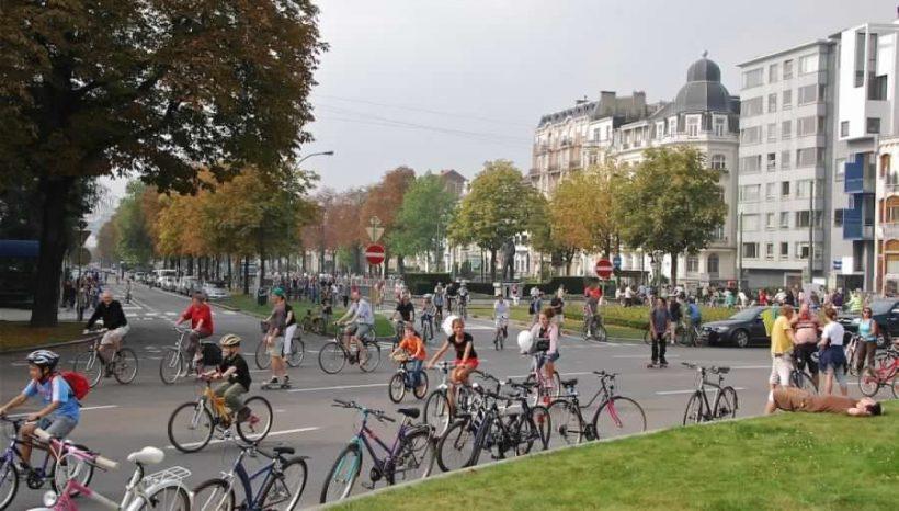 Il Green New Deal punti sulla bicicletta. Cosa chiede ECF all'Europa